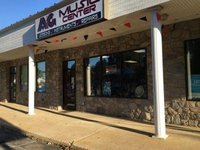 AG Music Center Best Music Store Philadelphia PA