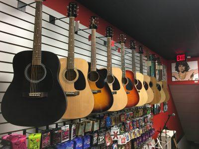 AG Music Center in Drexel Hill Pennsylvania