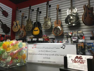 AG Music Center Bass Lessons Drexel Hill PA