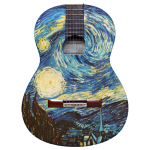Custom Painting Guitars