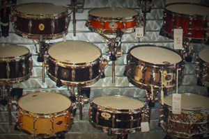 drum selection