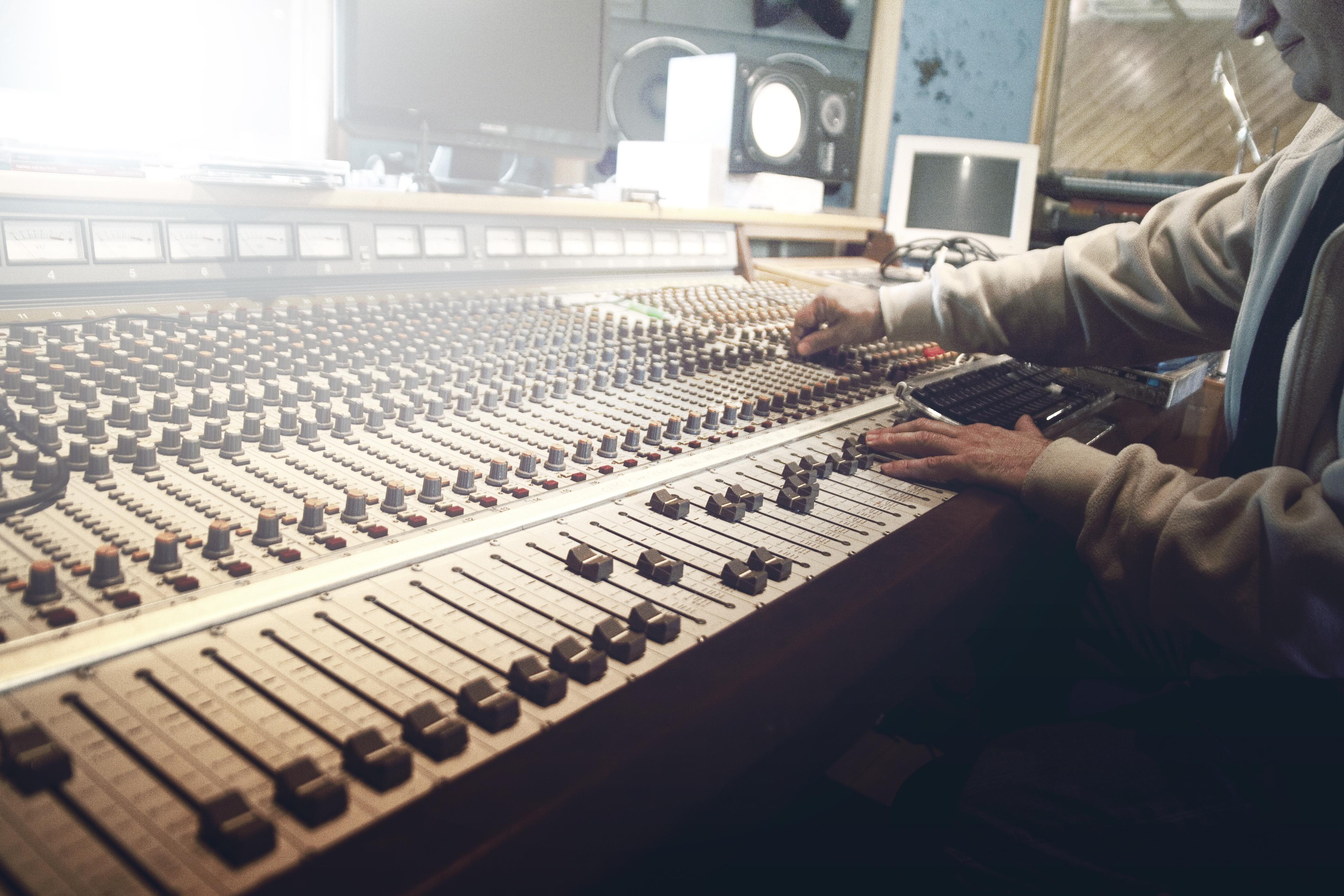 mixer boards