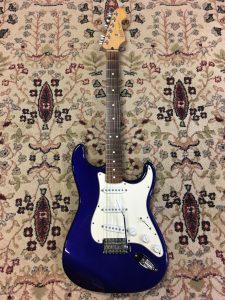Fender Mexican Strat