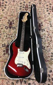 Fender american case