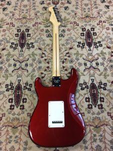 Fender american back